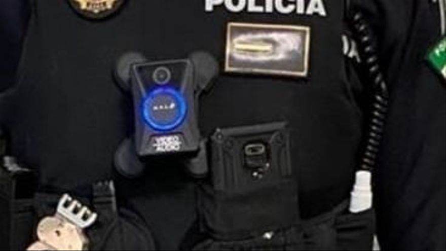 Los agentes de la Policía Local de Rincón llevarán cámaras para grabar las actuaciones