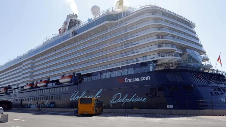 Otro crucero será desviado de Barcelona a València el 12-O
