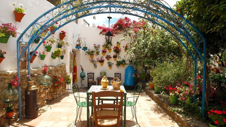 Rute, Belmez y Priego ganan los premios del concurso provincial de patios, rincones típicos y rejas