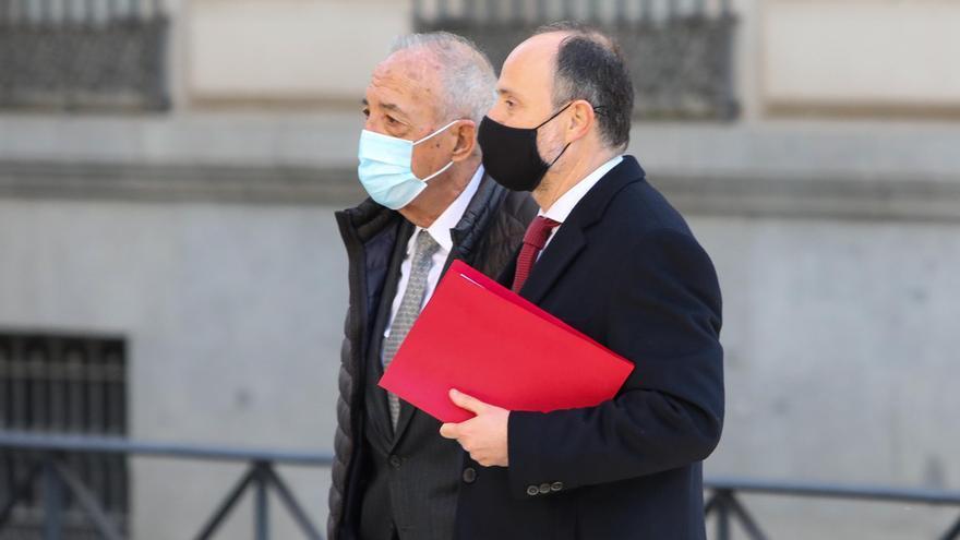 El juez de Púnica archiva la causa contra el empresario que Bárcenas señaló como donante de Aguirre