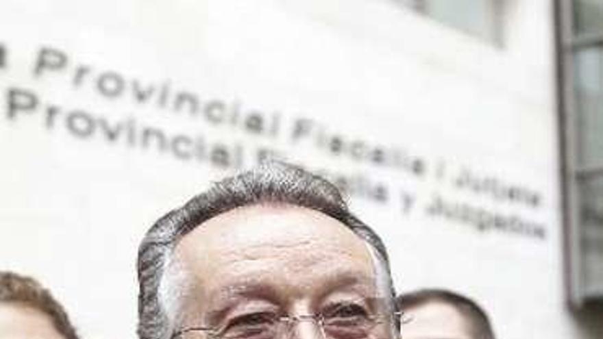Imputado el vicealcalde de la valenciana Rita Barberá por pagos electorales irregulares