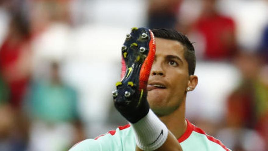 Semifinal de la Eurocopa: Portugal-Gales