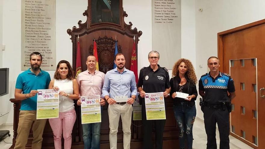 Promueven en Lorca una ordenanza para regular el uso del patinete eléctrico