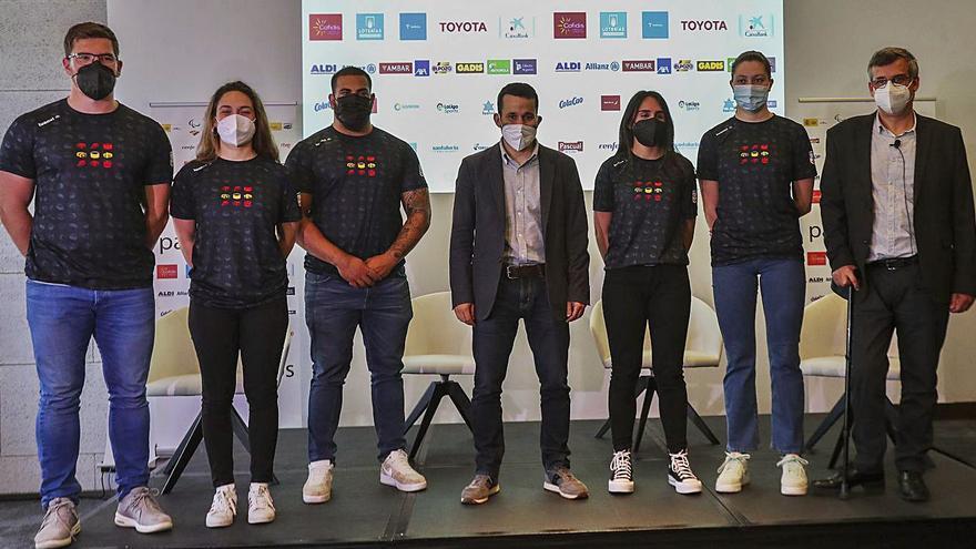 Embajadores para Tokio