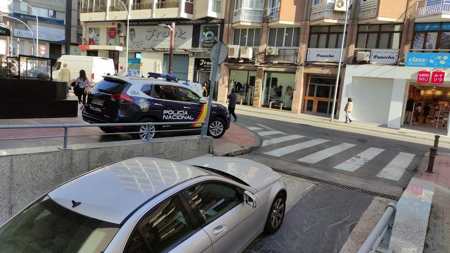 El instinto policial que logró evitar un robo
