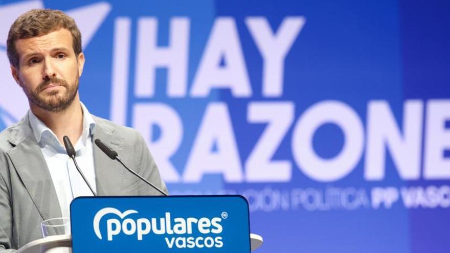 La Junta Electoral abre un expediente al PP por los sms de Pablo Casado en campaña