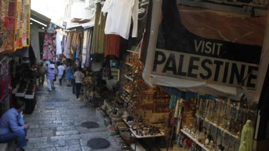 Israel y el Cuarteto tratan de convencer a los palestinos