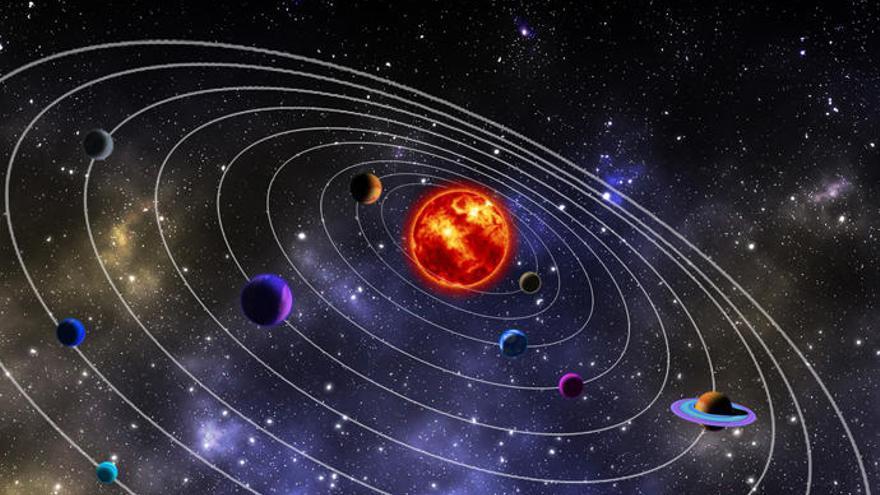 ¿Es posible que exista un noveno planeta?