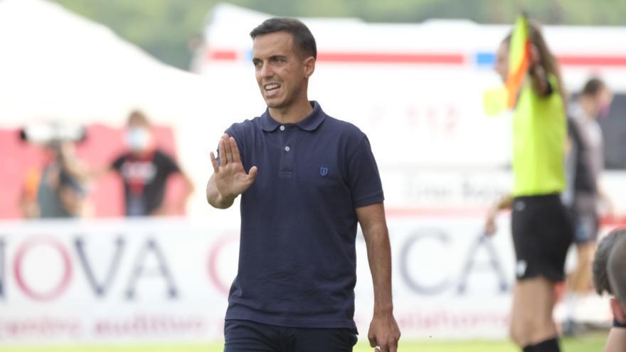 """Borja Jiménez: """"Ya habrá tiempo de mirar la clasificación, ahora es anecdótica"""""""
