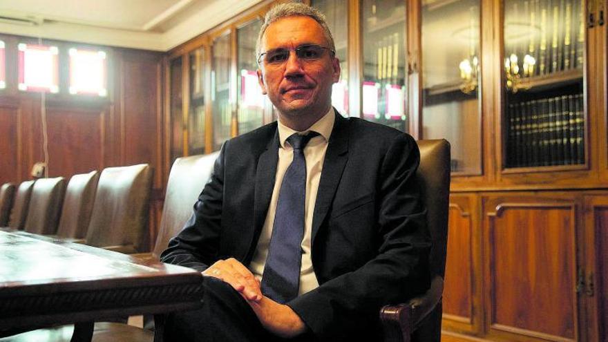 """Javier Izquierdo, delegado del Gobierno: """"Castilla y León pidió cambio en 2019, y no solo quienes votaron al PSOE"""""""