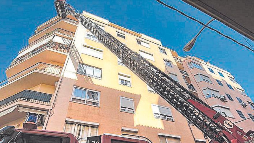 Drei Leichenfunde in Wohnhäusern in Palma an einem Tag