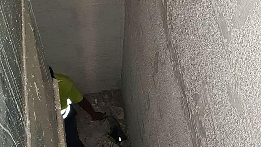 Grave un trabajador al caer por un hueco de ventilación en Las Palmas