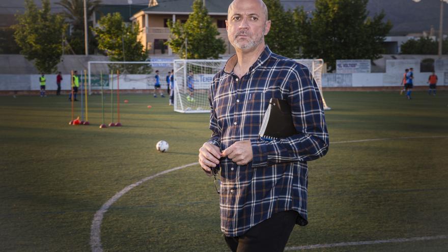 Manolo Molina, elegido como nuevo director deportivo del Real Murcia