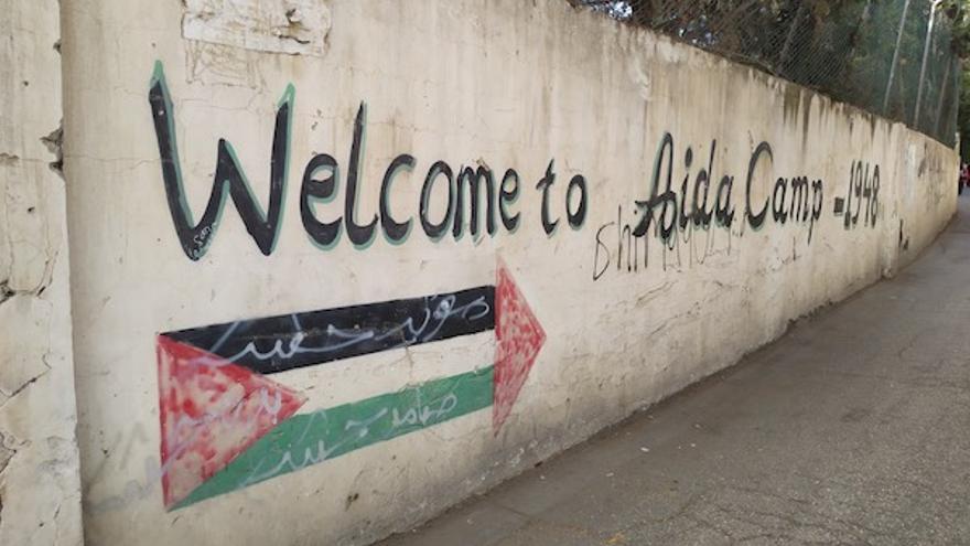 Etnografías en Cisjordania