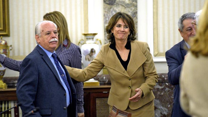 El fiscal Navajas denuncia presiones de compañeros en las querellas de la COVID-19