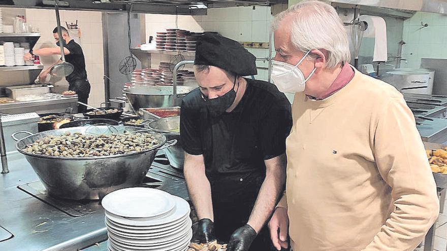 Warum in Vilafranca dieser Tage drei Tonnen Schnecken im Kochtopf landen
