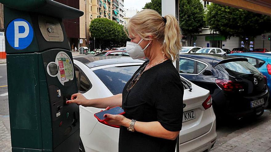 """Los juzgados desbloquean la nueva ORA que regula la """"zona verde"""""""