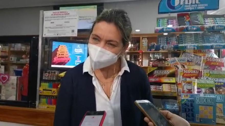 El Gordo reparte 400.000 euros en Cáceres