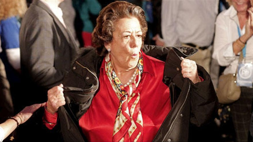 ¿Por qué Rita Barberá no puede ser detenida?