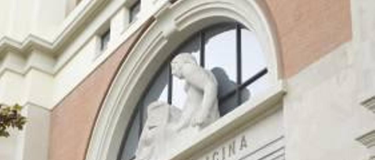 Facultat de Medicina y Odontologia de Valencia.