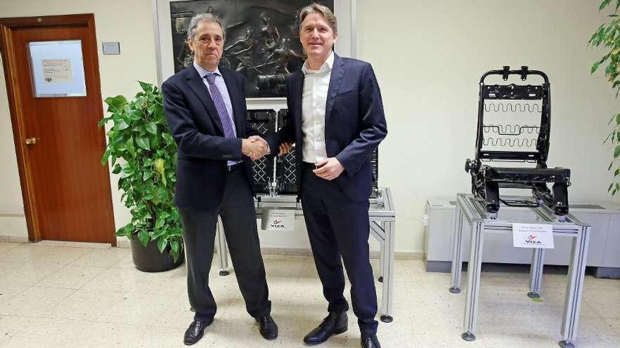 La canadiense Magna mantendrá todo el empleo de Viza tras su compra