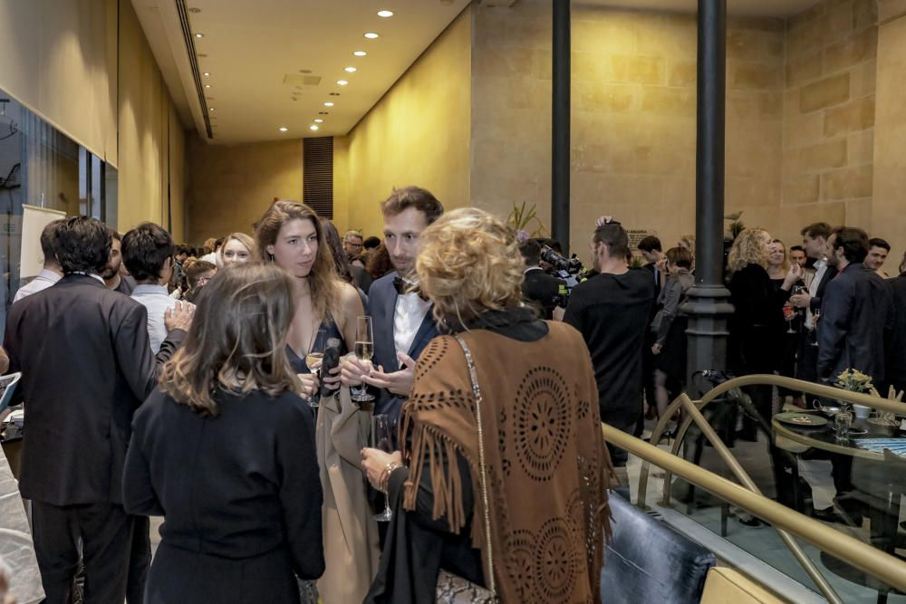 Eröffnung des Evolution! Mallorca International Film Festivals