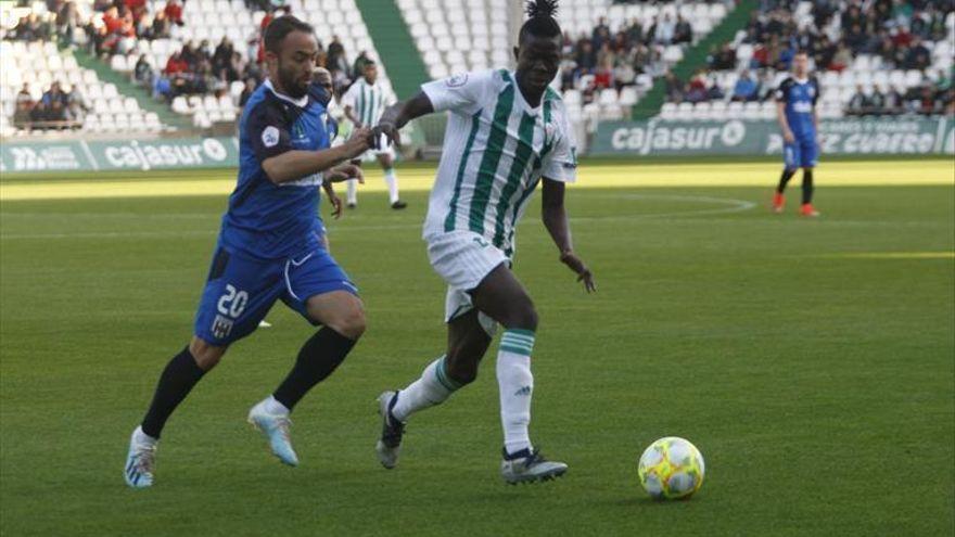 El Córdoba CF traspasa a Mohammed Djetei al Albacete