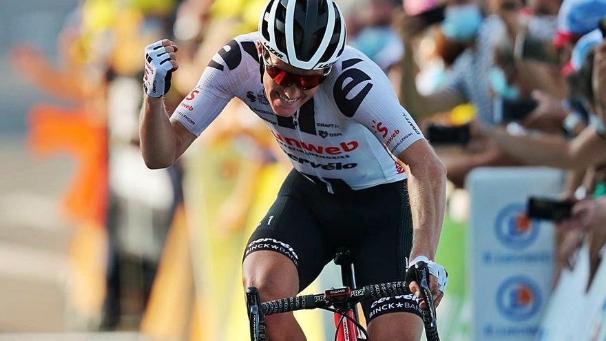 Segona victòria per al danès Kragh Andersen