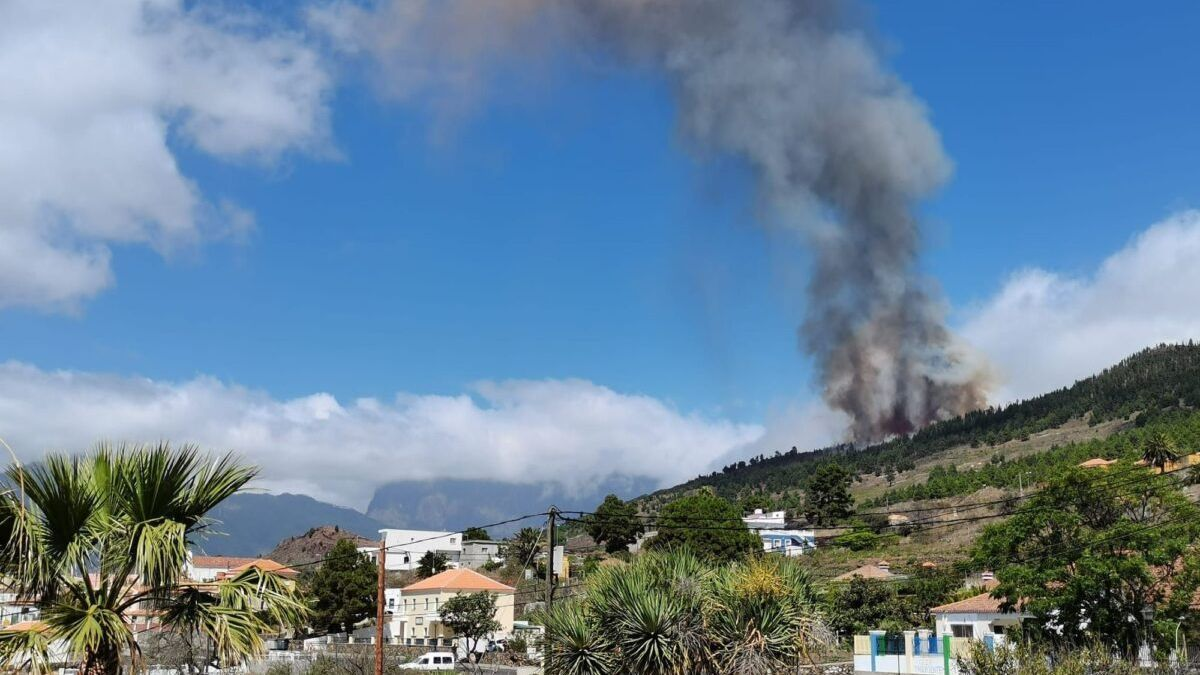 «Las erupciones más recientes en La Palma duraron entre 24 y 84 días»