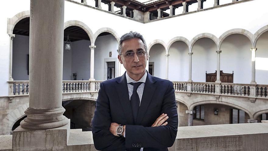 Diego Gómez-Reino repetirá como presidente de la Audiencia Provincial