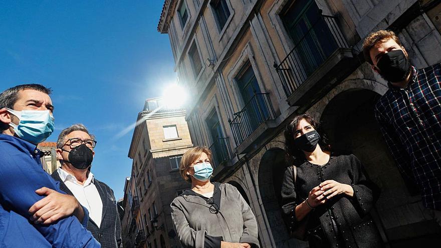 El Conservatorio unificará su actividad en la vieja sede de Correos en tres años