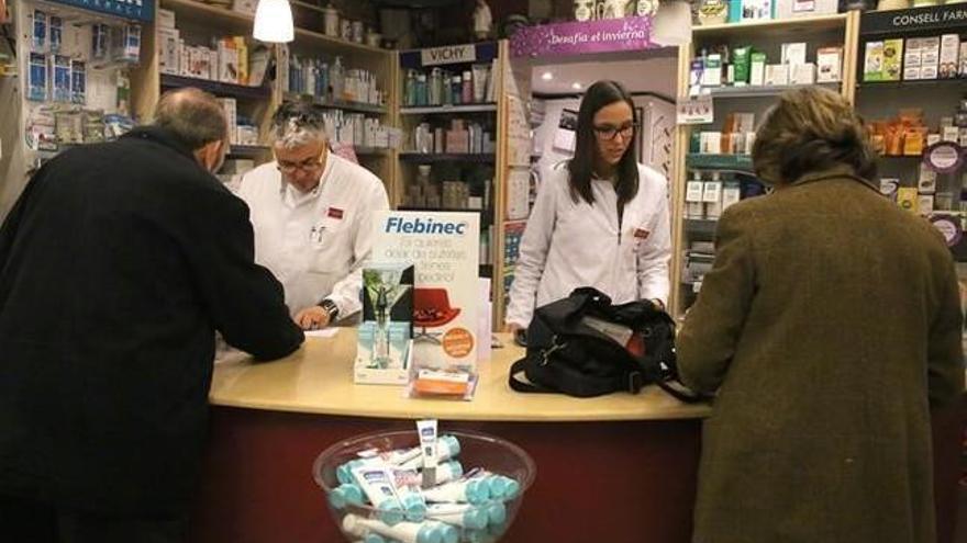 Rajoy descarta modificar el copago de fármacos de los jubilados
