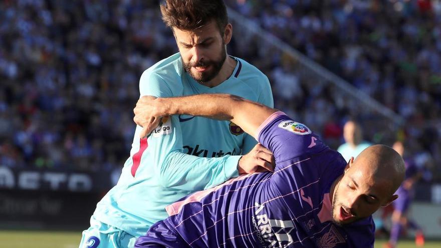 El Barça llegará en cuadro a Mestalla
