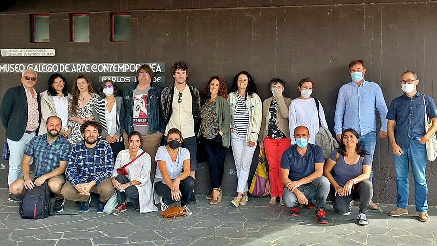 Sada reclama que el Bien de Interés Cultural abarque todo el complejo de O Castro
