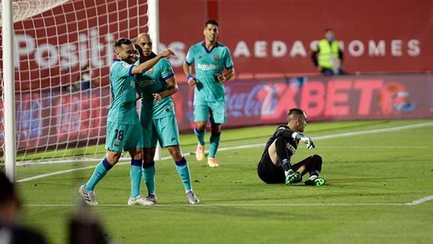 El Barcelona sale reforzado tras el parón