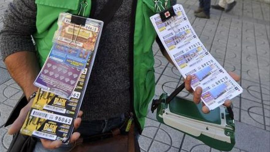 El cupón de la ONCE deja más de 200.000 euros en Vigo