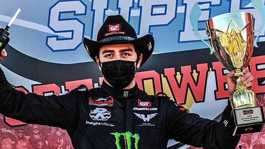 Alon Day conquista la NASCAR europea en el Ricardo Tormo