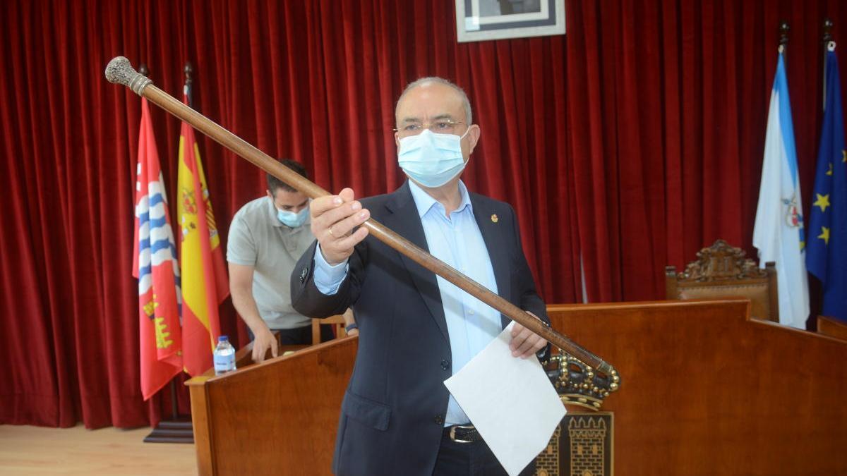 Alberto García vuelve a tener el bastón de mando en sus manos.