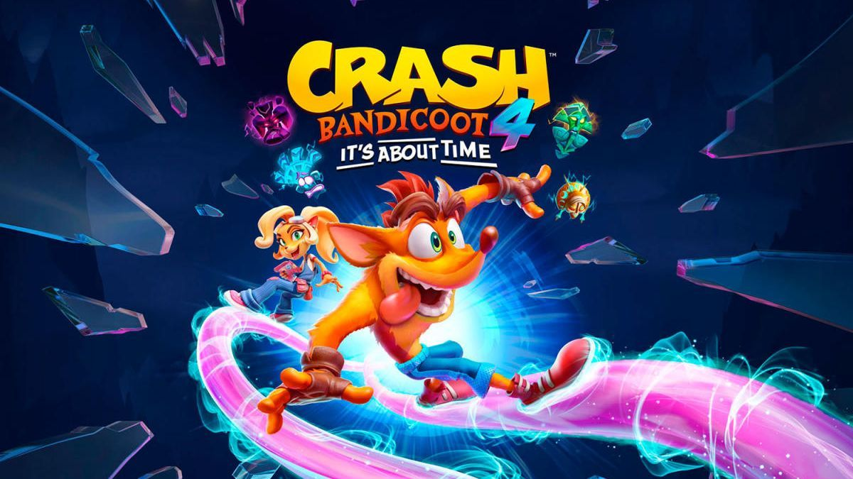 Crash Bandicoot 4 se lanzará en PC, Switch y consolas de nueva generación.