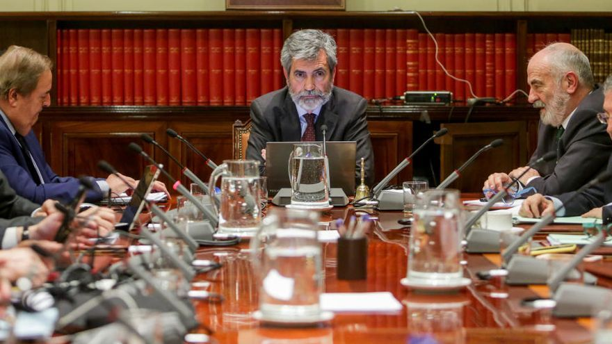 El CGPJ aprueba cuatro nombramientos mientras el Gobierno busca frenarlos