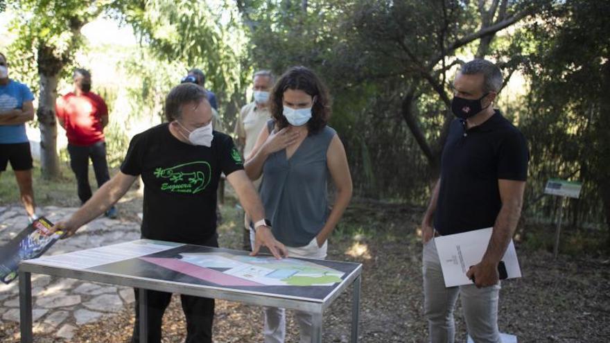 Los voluntarios vigilan cada verano la Sierra de Enguera, Chella y Bolbaite