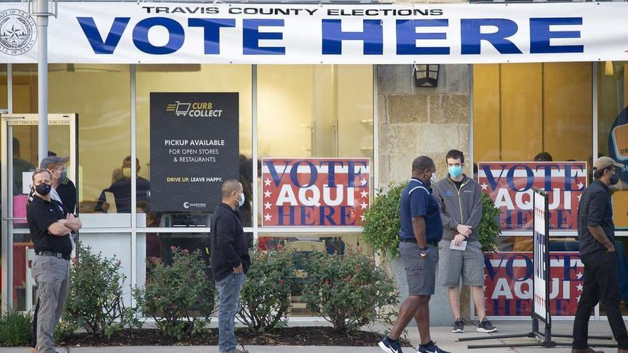El fiscal general de Texas impugna los resultados electorales en 4 estados clave