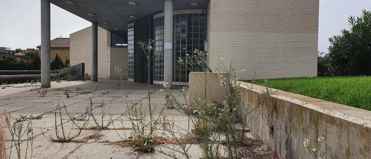 Entorno del Centro Social de Los Girasoles.