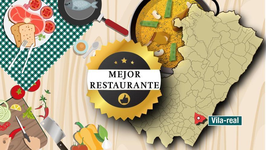 Once candidatos | ¿Cuál es el mejor restaurante de Vila-real?