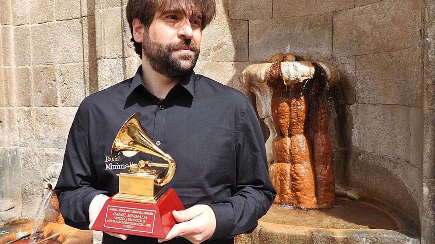"""""""Mi Grammy demostró que la música instrumental tiene público, y mucho"""""""