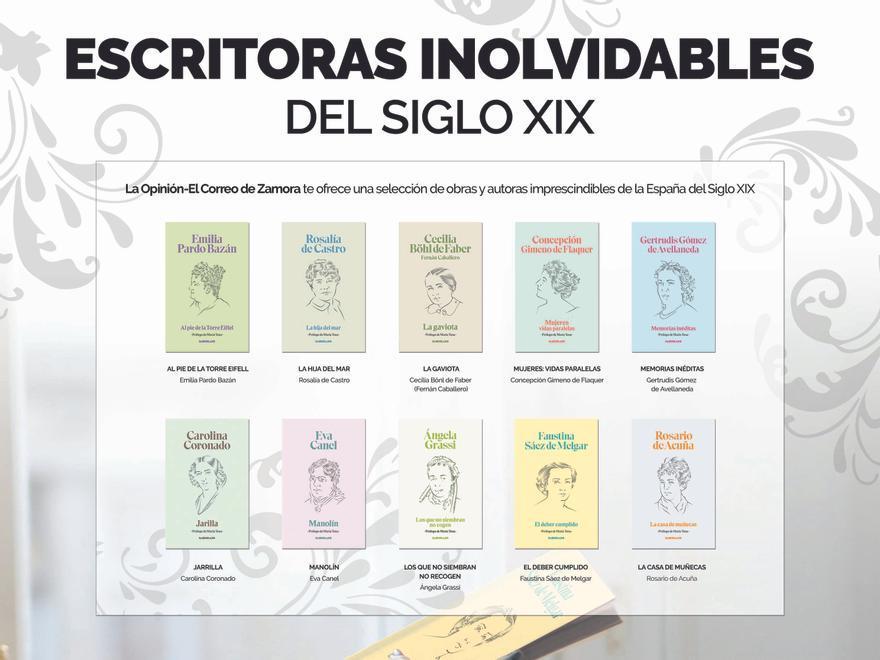 PROMO - Escritoras Inolvidables del S. XIX