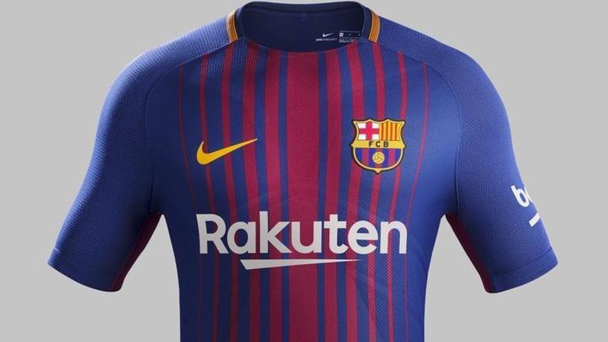 Així és la nova equipació del Barça per a la temporada que ve