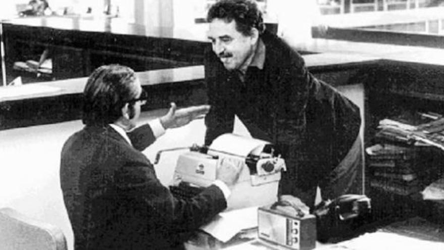 Gabo y Eisenhower en Ginebra