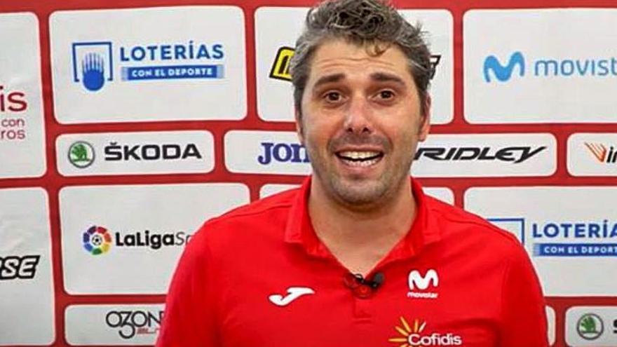 Momparler anuncia la preselección para el Mundial 'a lo Luis Enrique'