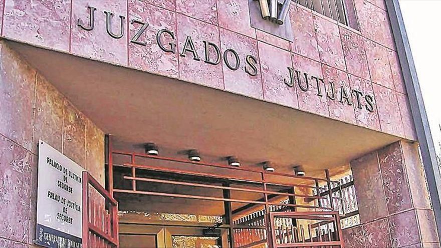 La Conselleria de Justicia eliminará las barreras arquitectónicas de los juzgados de Segorbe